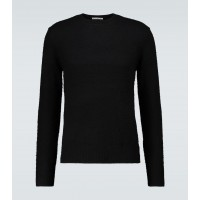 Boys Acne Studios - Peele wool and cashmere sweater Selling Well 1NU8F8224