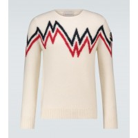 Young Men's Norwegian Knitted Sweater Moncler - 30ZKY3919