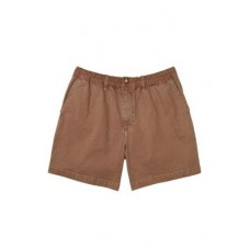 CHUBBIES Boys Active Shorts 5.5 Inch The Staples Shorts Medium Brown Yachting New TIPS822