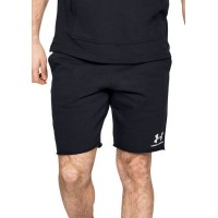 Under Armour® Young Men's Shorts Sportstyle Terry Shorts Black Yachting VOVM349