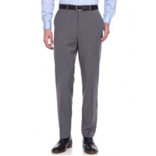 Crown & Ivy™ Boy's Big & Tall Motion Stretch Suit Separate Pant Grey 70s shopping TACM685