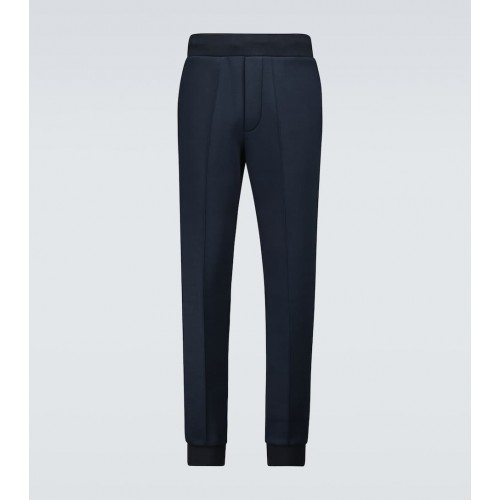 Boy's Berluti - Sweatpants with embroidered crest New Arrival G7GBR6221
