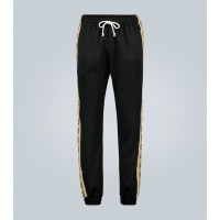 Boy's Technical Jersey Trackpants - Gucci Outdoor Cheap YAH2G7883