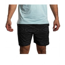 Chubbies The Quests 5.5 Inseam Compression Lined Shorts Black Hot UTWNGCV