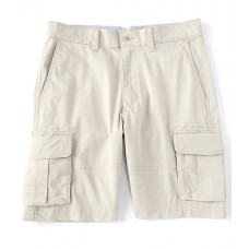 Cremieux Men's Madison Classic-Fit Washed Cargo Comfort Stretch 9 Inseam Shorts String Swim Fit PGPWJJM
