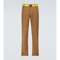 Men The North Face - Utility cotton twill pants Running Z2GIR2351