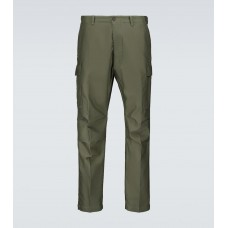 Men Tom Ford - Classic cotton pants Elasticated Waist New Arrival R9EO32730