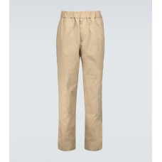 Men's Jil Sander - Relaxed-fit cotton chino pants Slim Fit BHU7D1873
