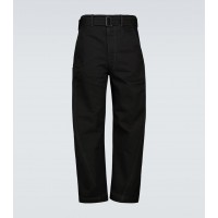 Young Men's Lemaire - Twisted denim pants Hiking HG99Z4669