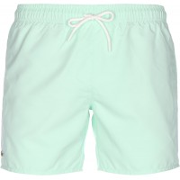 Lacoste swim shorts turquoise Mens new in EJPD770