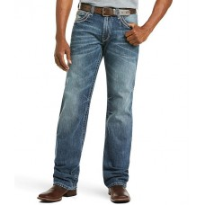 Ariat Men M4 Relaxed-Fit Coltrane Bootcut Jeans Coltrane 34 x 28 INDFIJY