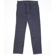 Armani Exchange Mens Rinse Relaxed-Straight Fit Stretch Jeans Blue Jean 34 x 28 Discount HNUQKZV