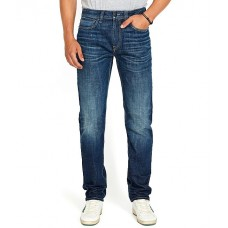 Buffalo David Bitton Tapered Ben Relaxed Straight Jeans Indigo 36 x 29 Collection WFZSHST