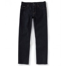 Hugo Boss BOSS Candiani Albany Relaxed-Fit Stretch Denim Jeans Navy Top 5 KCFKMOH