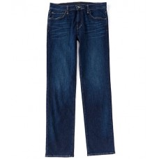 Joe's Jeans Classic Knoll Relaxed Straight Fit Jeans Knoll Wash Ripped HNCCCGC