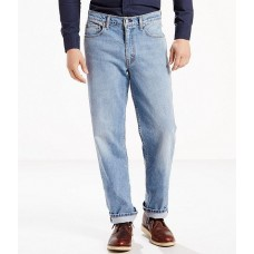 Levi's Boy's Levi's® 550™ Relaxed-Fit Stretch Jeans Clif Length PGQPEAA