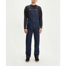 Levi's Men Levi's® Relaxed Straight Overalls Rinse 36 x 29 PNGBFFX